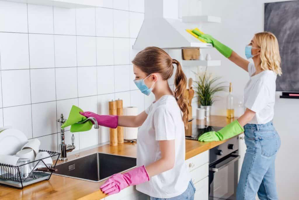 11 Kitchen Hygiene Rules