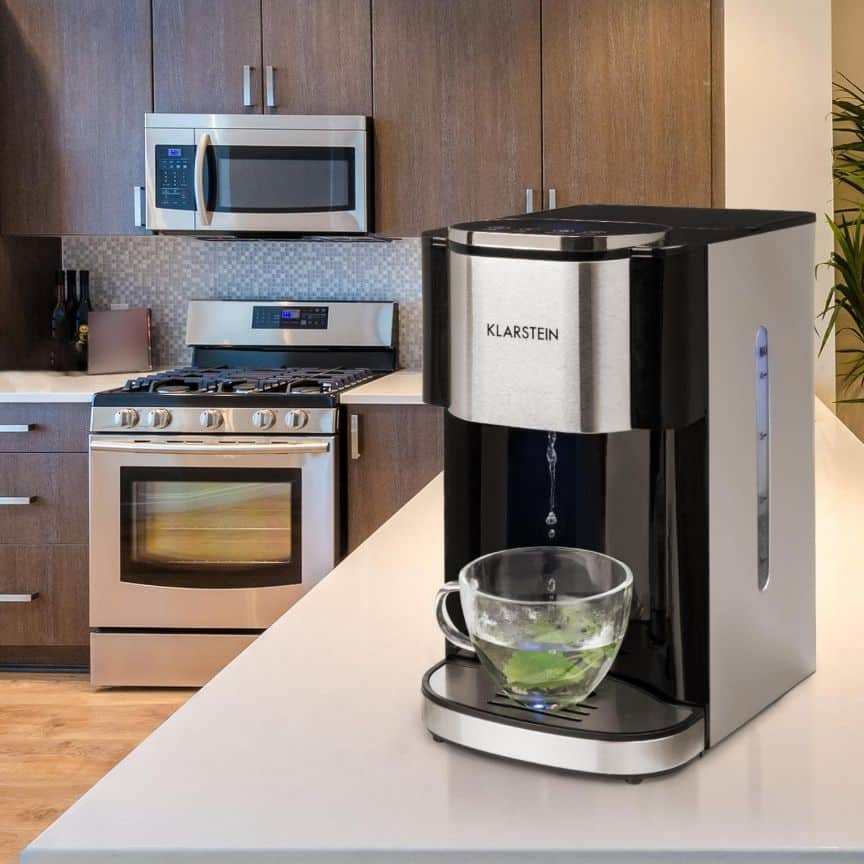 Best Features To Consider In a Hot Water Dispenser