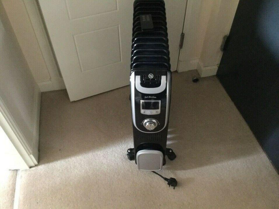 Jack Stonehouse oil-filled radiator