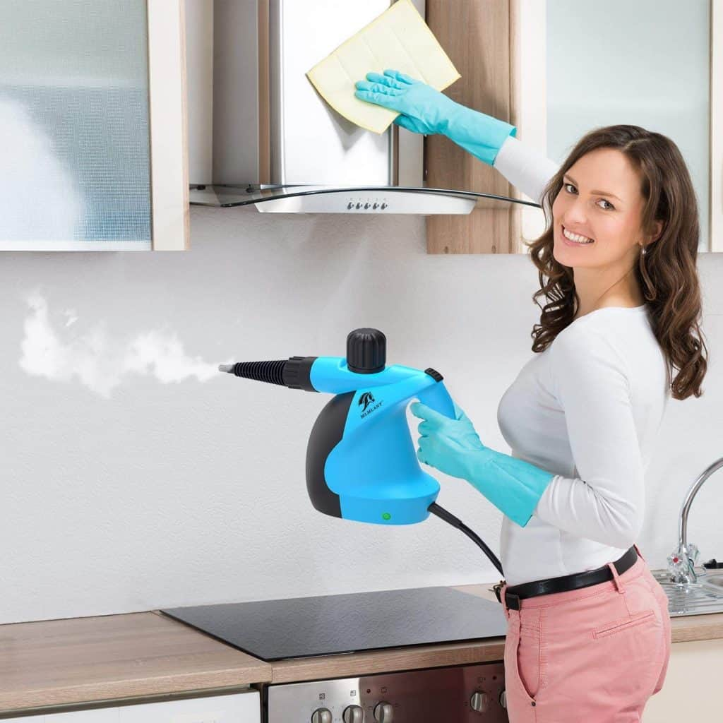MLMLANT Multi-Purpose Handheld Pressurized Steam Cleaner