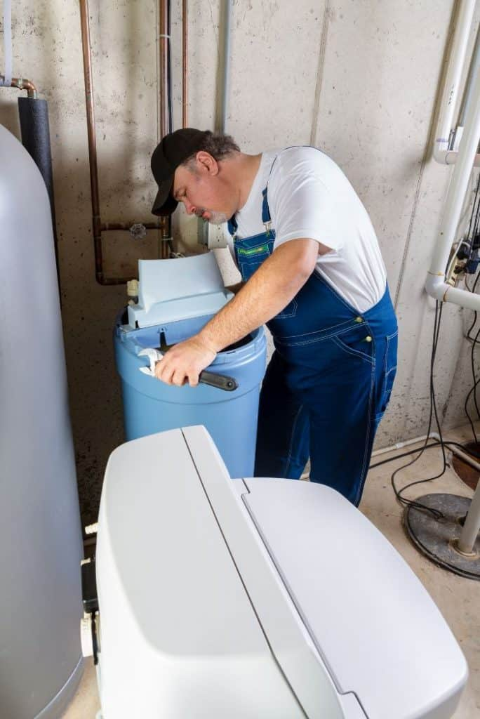 Water Softeners System Installation
