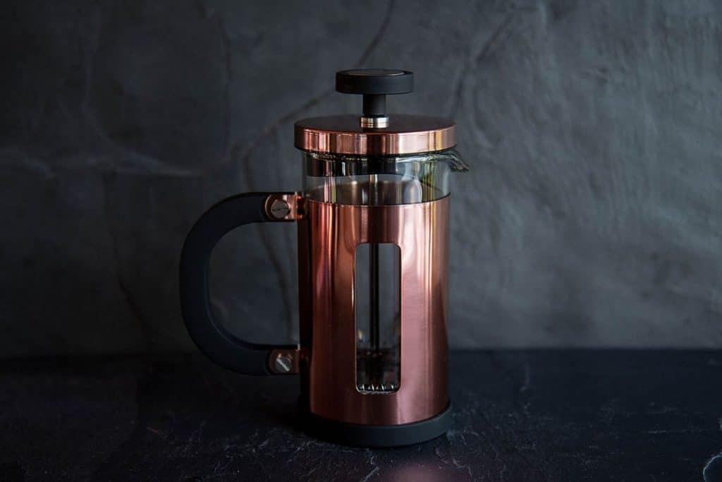 Cafetiere Copper