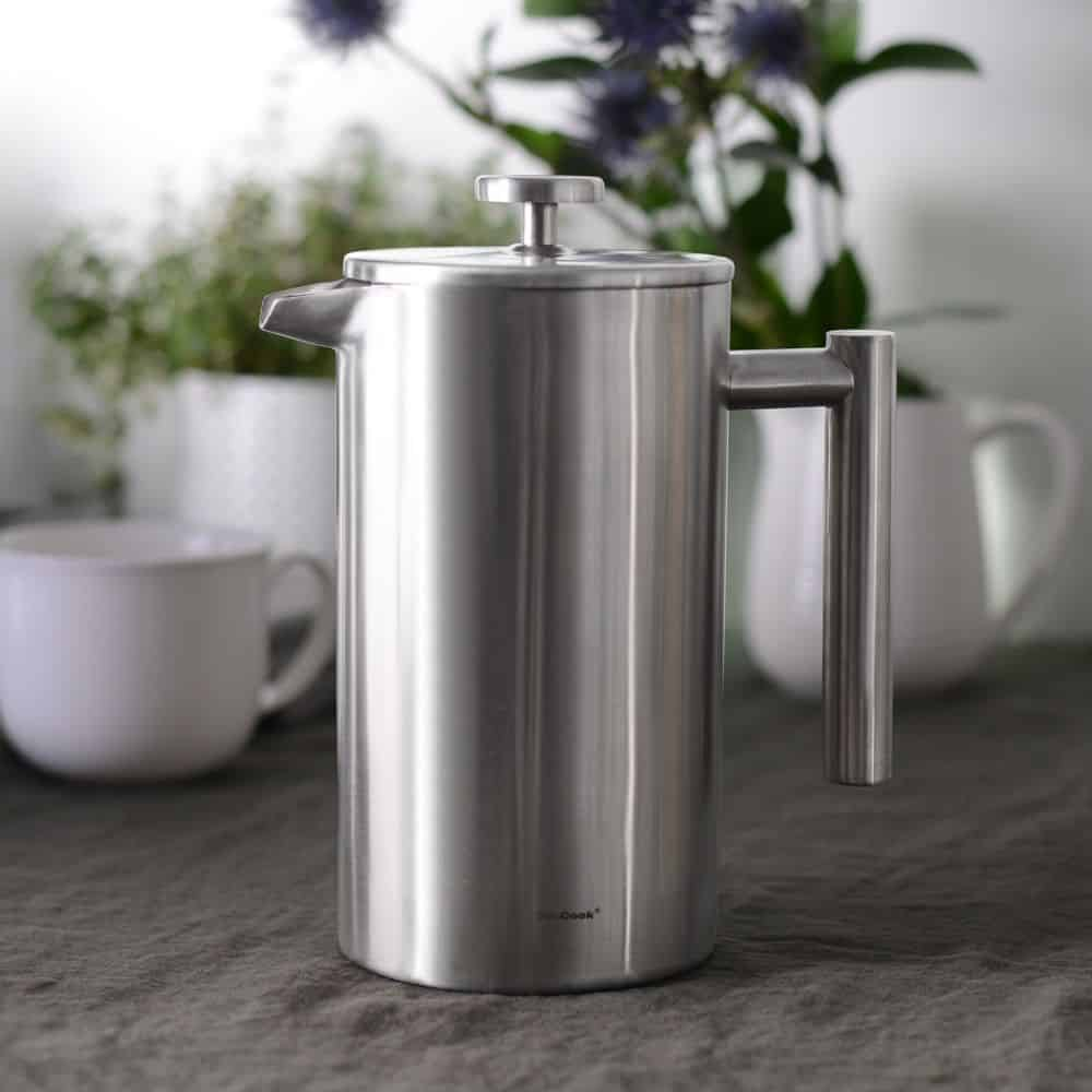Cafetiere Double Walled