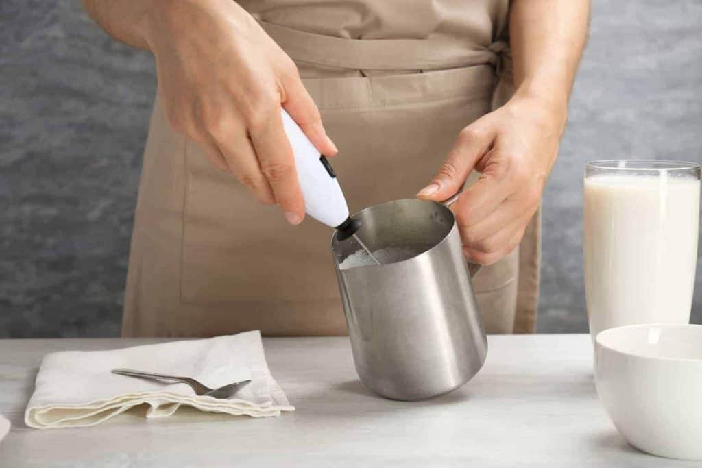 Handheld Milk Frothers