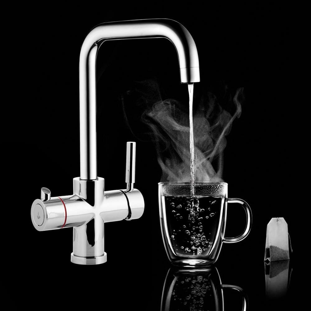 FAQs About Boiling Water Taps Safety