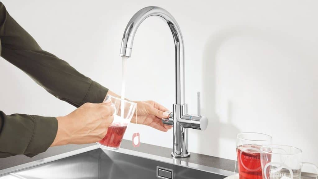 How Hot Are Boiling Water Taps