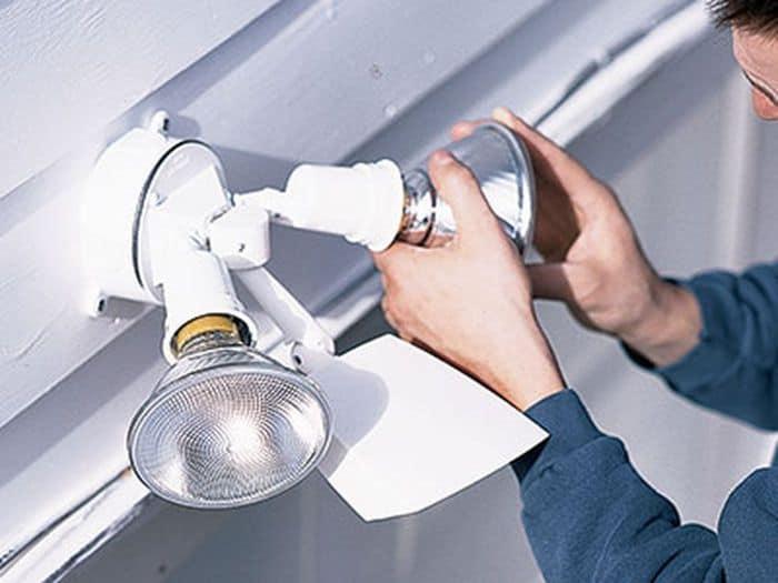 Change The Position Of Your Motion Sensor Light