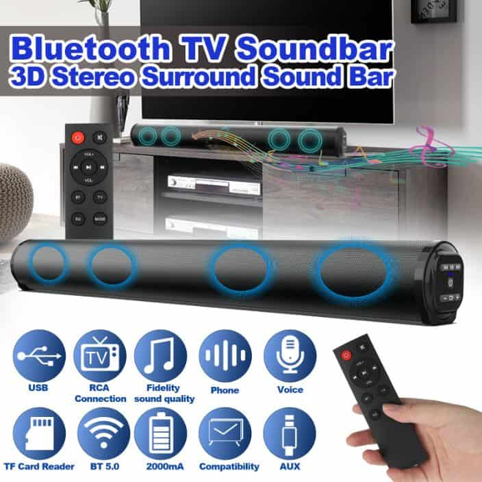 Features To Consider When Looking For Soundbar