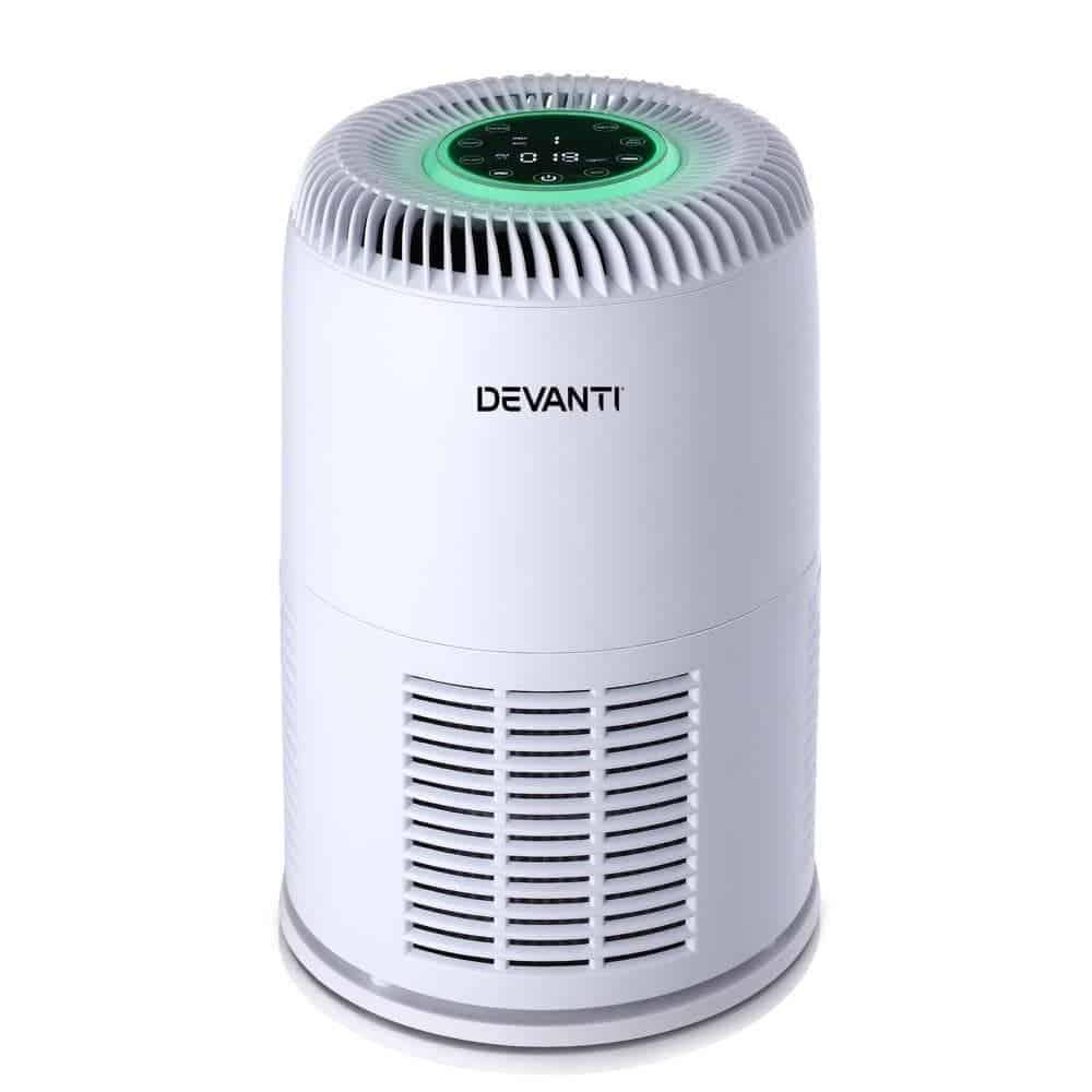 HEPA Filtered Air Purifiers