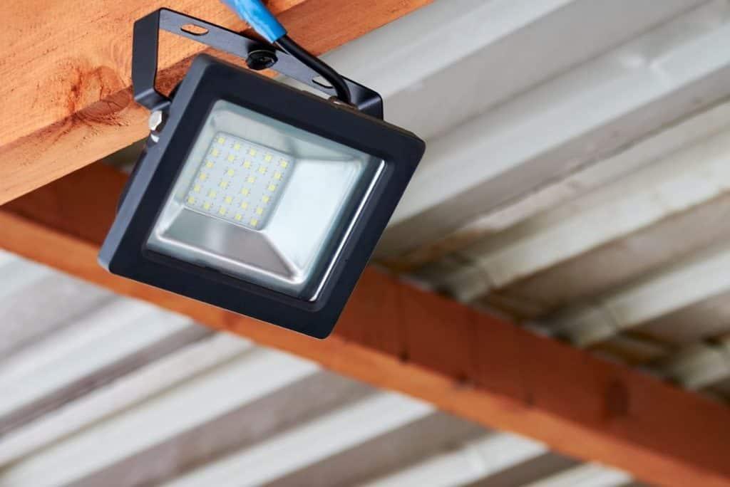 Motion Sensor Light Keeps Flashing