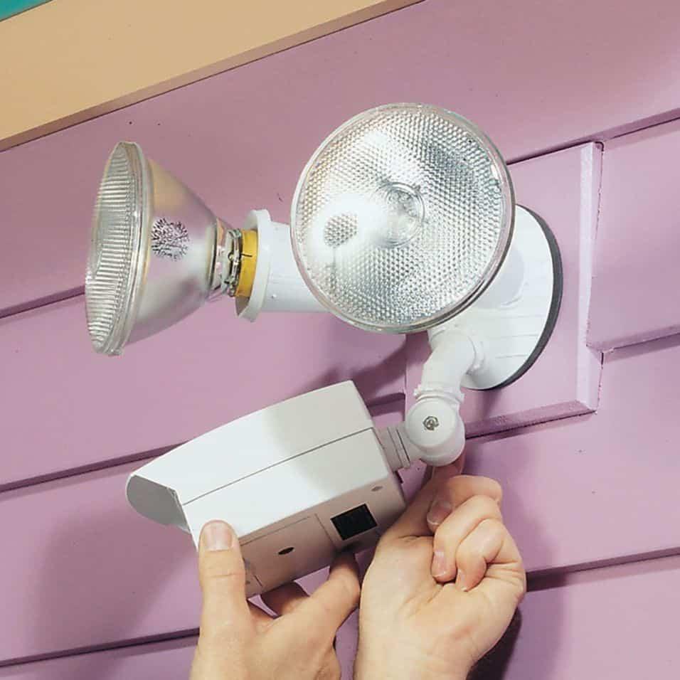 Resetting Your Motion Sensor Light